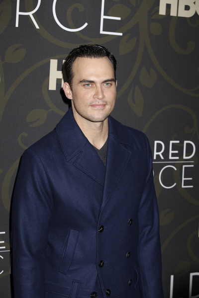 """Mildred Pierce"" Premiere Cheyenne Jackson3-21-2011 / HBO / Ziegfeld Theater / New York NY / Photo by Lauren Krohn - Image 24041_0123"