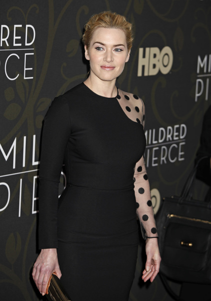 """Mildred Pierce"" Premiere Kate Winslet3-21-2011 / HBO / Ziegfeld Theater / New York NY / Photo by Lauren Krohn - Image 24041_0163"