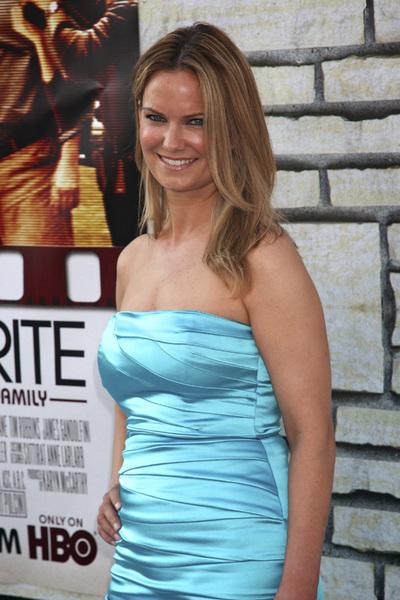 """Cinema Verite"" Premiere Danielle Sapia4-11-2011 / Paramount Theater / Hollywood CA / HBO / Photo by Imeh Akpanudosen - Image 24046_0011"