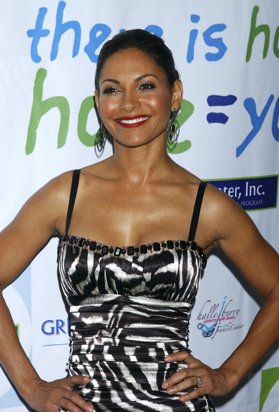 """Jenesse Silver Rose Luncheon""     Salli Richardson-Whitfield4-17-2011 / Beverly Hills Hotel / Beverly Hills CA / Photo by Gary Lewis - Image 24054_0078"