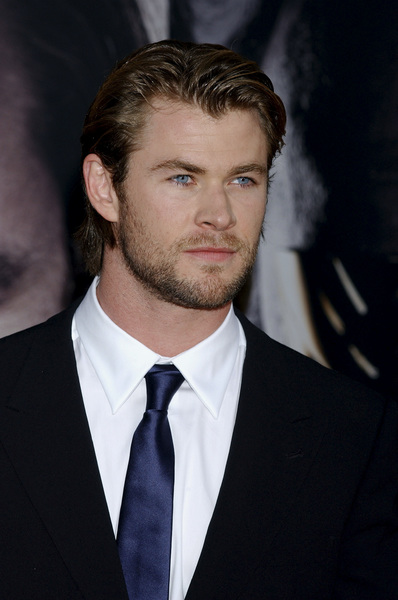"""""""Thor"""" Premiere Chris Hemsworth 5-2-2011 / El Capitan Theater / Hollywood CA / Paramount Pictures / Photo by Gary Lewis - Image 24059_0291"""