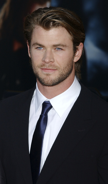 """""""Thor"""" Premiere Chris Hemsworth 5-2-2011 / El Capitan Theater / Hollywood CA / Paramount Pictures / Photo by Gary Lewis - Image 24059_0303"""