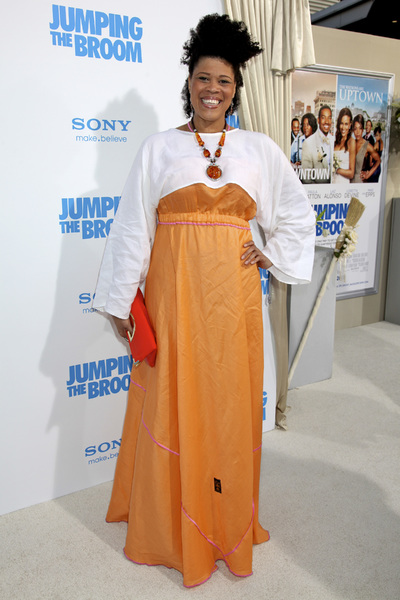 """Jumping the Broom"" Premiere Tracy Byrd5-4-2011 /ArcLight Cinerama Dome / Hollywood CA / Sony Pictures / Photo by Imeh Akpanudosen - Image 24060_0200"