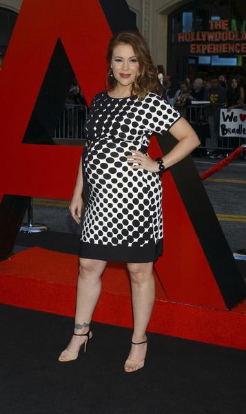 """The Hangover Part II"" Premiere Alyssa Milano5-19-2011 / Grauman"