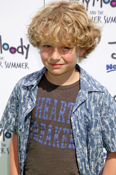 """Judy Moody and the Not Bummer Summer"" Premiere Riley Thomas Stewart6-4-2011 / ArcLight / Hollywood CA / Relativity Media / Photo by Imeh Akpanudosen - Image 24068_0012"