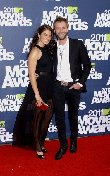 """MTV Movie Awards 2011""Nikki Reed, Paul McDonald6-5-2011 / Gibson Ampitheater / Hollywood CA / MTV / Photo by Gary Lewis - Image 24071_0060"