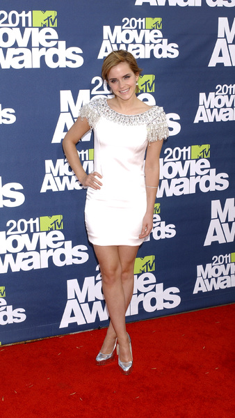 """MTV Movie Awards 2011""Emma Watson6-5-2011 / Gibson Ampitheater / Hollywood CA / MTV / Photo by Gary Lewis - Image 24071_0105"