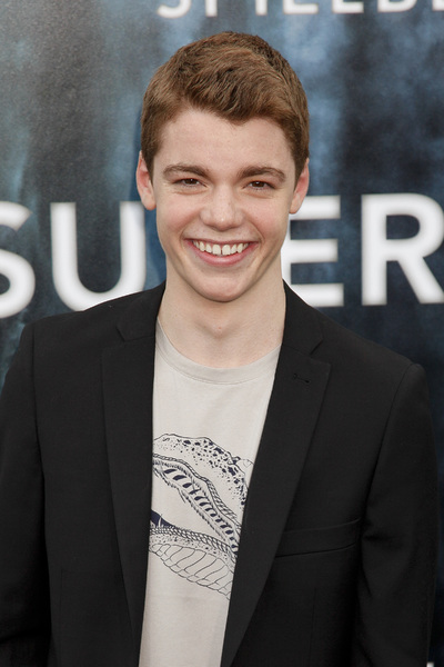 """Super 8"" Premiere Gabriel Basso6-8-2011 / Regency Village Theater / Los Angeles CA / Paramount Pictures / Photo by Imeh Akpanudosen - Image 24072_0009"