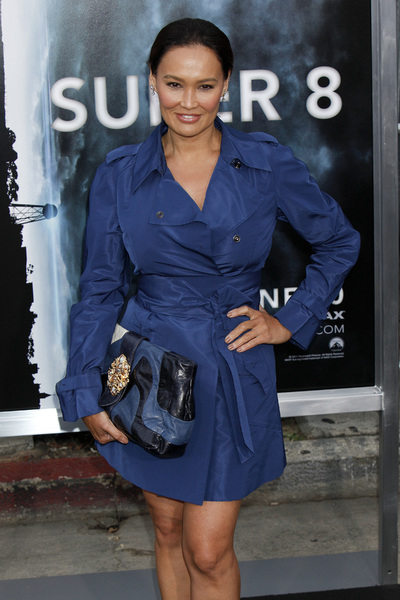 """Super 8"" Premiere Tia Carrere6-8-2011 / Regency Village Theater / Los Angeles CA / Paramount Pictures / Photo by Imeh Akpanudosen - Image 24072_0266"