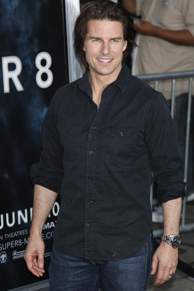 """Super 8"" Premiere Tom Cruise6-8-2011 / Regency Village Theater / Los Angeles CA / Paramount Pictures / Photo by Imeh Akpanudosen - Image 24072_0308"
