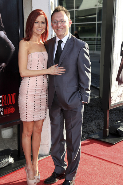 """True Blood"" Premiere Carrie Preston, Michael Emerson6-21-2011 / Cinerama Dome / Hollywood CA / HBO / Photo by Imeh Akpanudosen - Image 24074_0078"
