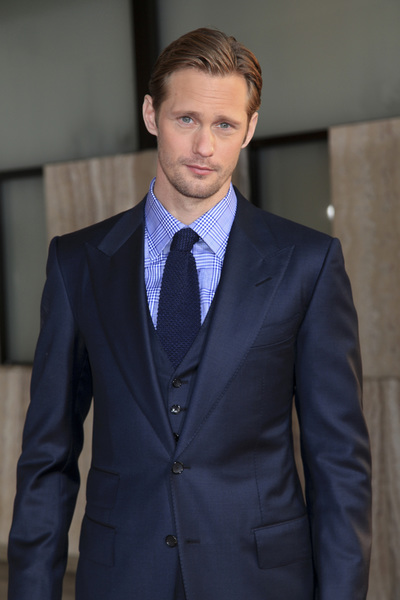 """True Blood"" Premiere Alexander Skarsgard6-21-2011 / Cinerama Dome / Hollywood CA / HBO / Photo by Imeh Akpanudosen - Image 24074_0192"
