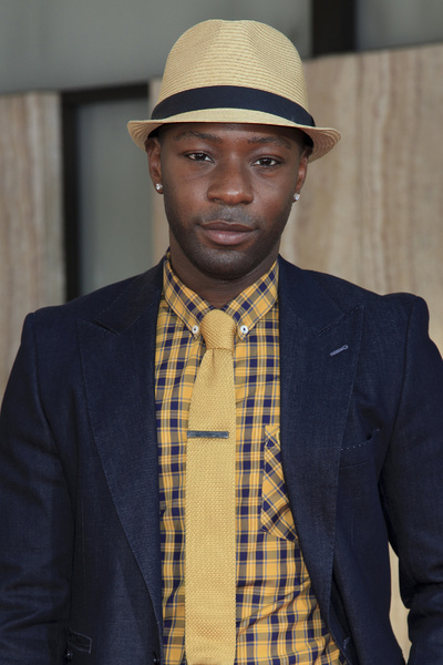 """True Blood"" Premiere Nelsan Ellis6-21-2011 / Cinerama Dome / Hollywood CA / HBO / Photo by Imeh Akpanudosen - Image 24074_0235"