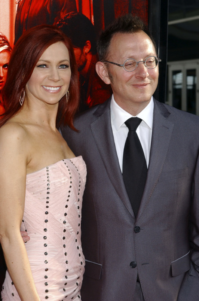 """True Blood"" Premiere Carrie Preston, Michael Emerson6-21-2011 / Cinerama Dome / Hollywood CA / HBO / Photo by Gary Lewis - Image 24074_0315"