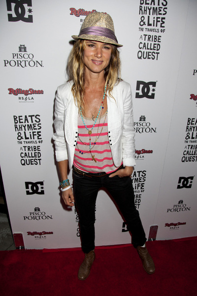"""Beats, Rhymes and Life: The Travels of A Tribe Called Quest"" Premiere After Party Juliette Lewis 6-24-2011 / Rolling Stone Restaurant and Lounge / Hollywood CA / Song Pictures Classics / Photo by Imeh Akpanudosen - Image 24078_0027"