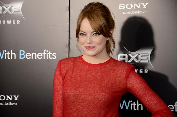 """Friends with Benefits"" Premiere Emma Stone7-18-2011 / Ziegfeld Theater / New York NY / Screen Gems / Photo by Eric Reichbaum - Image 24082_0185"