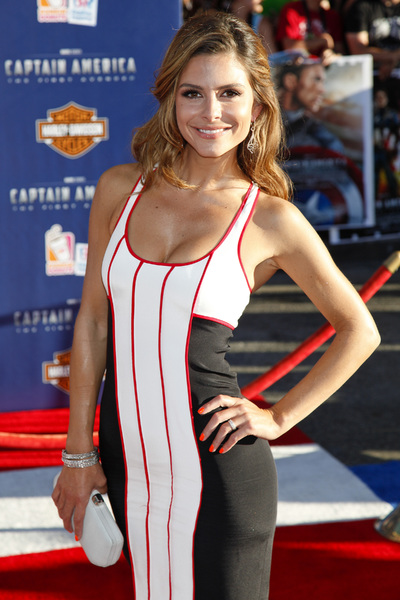 """Captain America: The First Avenger"" Premiere Maria Menounos7-19-2011 / El Capitan Theater / Hollywood CA / Paramount Pictures / Photo by Imeh Akpanudosen - Image 24083_0078"