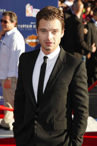 """Captain America: The First Avenger"" Premiere Sebastian Stan7-19-2011 / El Capitan Theater / Hollywood CA / Paramount Pictures / Photo by Imeh Akpanudosen - Image 24083_0086"