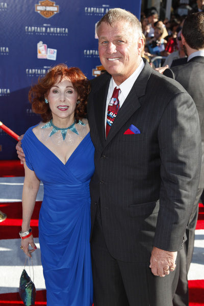 """""""Captain America: The First Avenger"""" Premiere Reb Brown7-19-2011 / El Capitan Theater / Hollywood CA / Paramount Pictures / Photo by Imeh Akpanudosen - Image 24083_0157"""