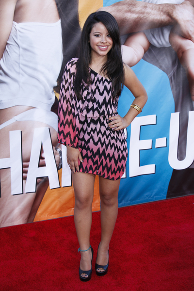 """The Change-Up"" Premiere Cierra Ramirez8-1-2011 / Village Theater / Westwood CA / Universal Pictures / Photo by Imeh Akpanudosen - Image 24087_0008"