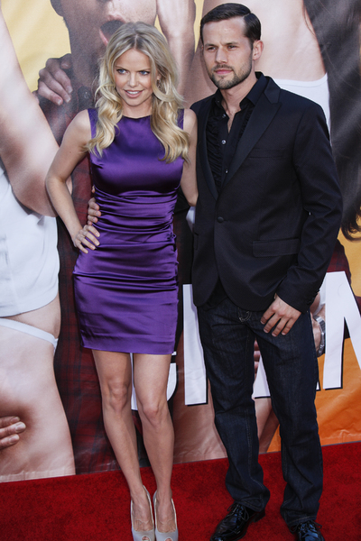 """The Change-Up"" Premiere Mircea Monroe, George Berry8-1-2011 / Village Theater / Westwood CA / Universal Pictures / Photo by Imeh Akpanudosen - Image 24087_0034"