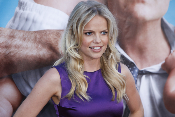 """The Change-Up"" Premiere Mircea Monroe8-1-2011 / Village Theater / Westwood CA / Universal Pictures / Photo by Imeh Akpanudosen - Image 24087_0037"