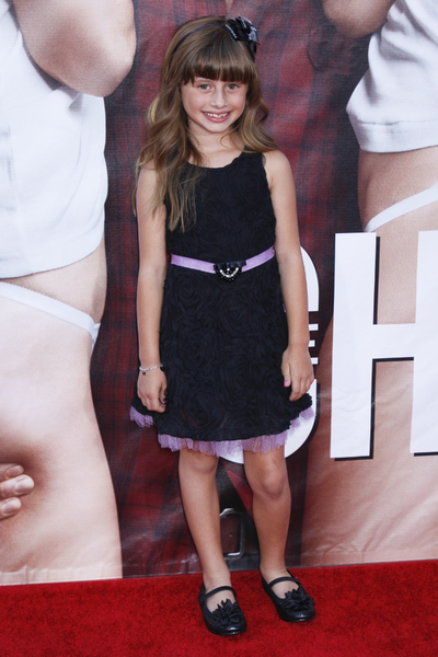 """""""The Change-Up"""" Premiere Sydney Rouviere8-1-2011 / Village Theater / Westwood CA / Universal Pictures / Photo by Imeh Akpanudosen - Image 24087_0059"""