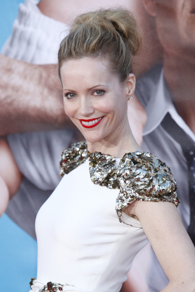 """The Change-Up"" Premiere Leslie Mann8-1-2011 / Village Theater / Westwood CA / Universal Pictures / Photo by Imeh Akpanudosen - Image 24087_0063"
