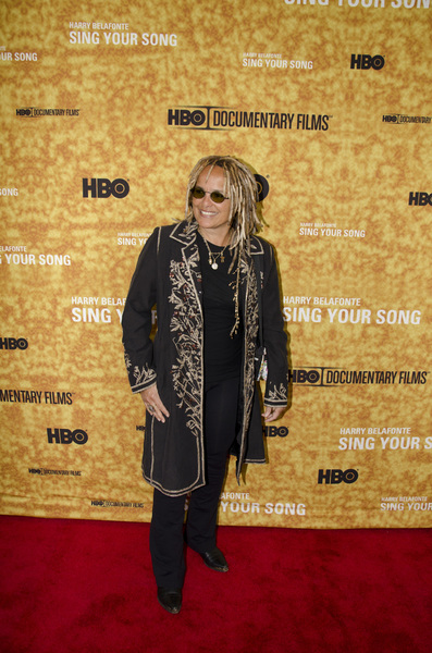 """Sing Your Song"" Premiere Shari Belafonte10-6-2011 / Apollo Theater / New York NY / HBO / Photo by Eric Reichbaum - Image 24117_0059"