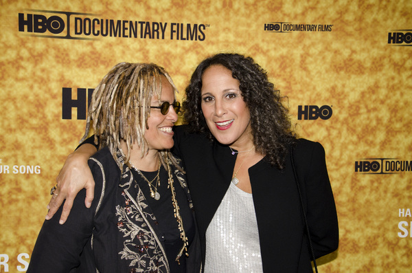 """Sing Your Song"" Premiere Shari Belafonte and Gina Belafonte10-6-2011 / Apollo Theater / New York NY / HBO / Photo by Eric Reichbaum - Image 24117_0069"