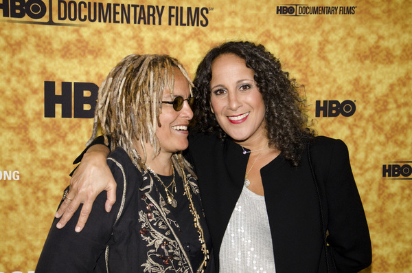 """Sing Your Song"" Premiere Shari Belafonte and Gina Belafonte10-6-2011 / Apollo Theater / New York NY / HBO / Photo by Eric Reichbaum - Image 24117_0070"