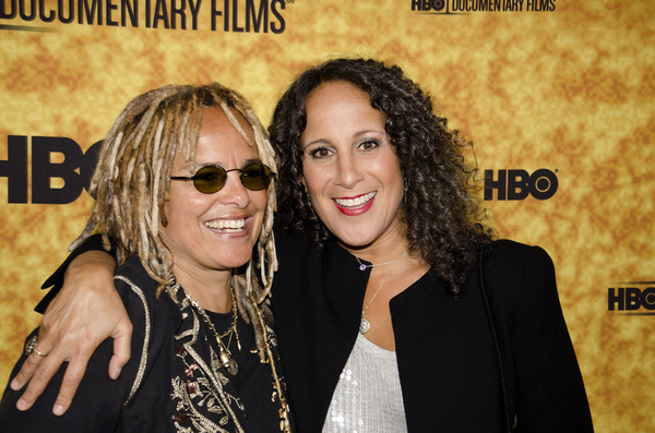 """Sing Your Song"" Premiere Shari Belafonte and Gina Belafonte10-6-2011 / Apollo Theater / New York NY / HBO / Photo by Eric Reichbaum - Image 24117_0071"
