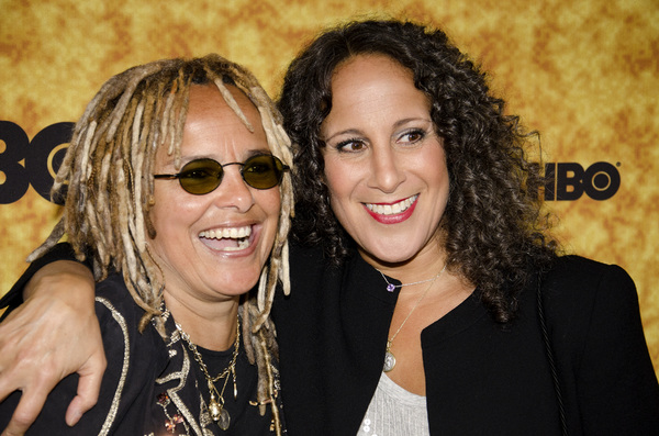 """""""Sing Your Song"""" Premiere Shari Belafonte and Gina Belafonte10-6-2011 / Apollo Theater / New York NY / HBO / Photo by Eric Reichbaum - Image 24117_0072"""