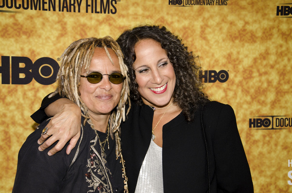 """Sing Your Song"" Premiere Shari Belafonte and Gina Belafonte10-6-2011 / Apollo Theater / New York NY / HBO / Photo by Eric Reichbaum - Image 24117_0074"
