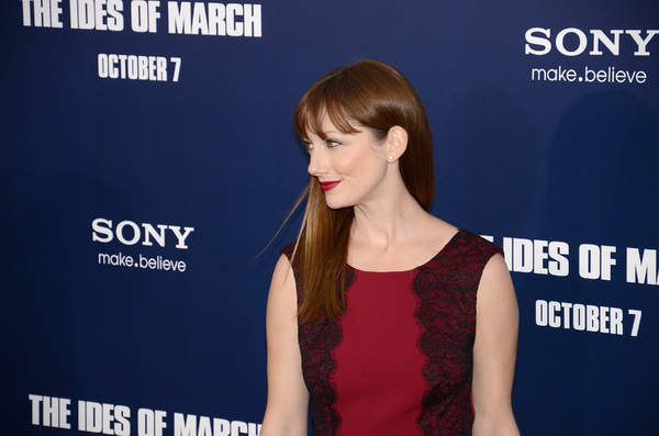 """""""The Ides of March"""" Premiere Judy Greer10-5-2011 / Ziegfeld Theater / New York NY / Sony Pictures / Photo by Eric Reichbaum - Image 24118_0197"""