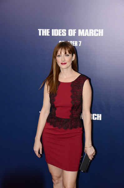 """The Ides of March"" Premiere Judy Greer10-5-2011 / Ziegfeld Theater / New York NY / Sony Pictures / Photo by Eric Reichbaum - Image 24118_0204"