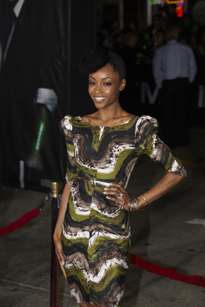 """In Time"" Premiere Yaya DaCosta10-20-2011 / Regency Village Theater / Westwood CA / Regency Pictures / Photo by Kevin Kozicki - Image 24126_0269"