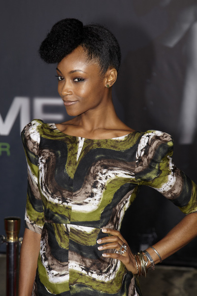 """In Time"" Premiere Yaya DaCosta10-20-2011 / Regency Village Theater / Westwood CA / Regency Pictures / Photo by Kevin Kozicki - Image 24126_0276"