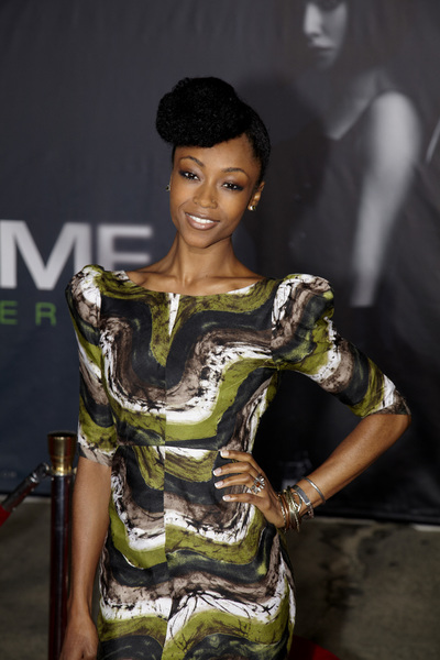 """In Time"" Premiere Yaya DaCosta10-20-2011 / Regency Village Theater / Westwood CA / Regency Pictures / Photo by Kevin Kozicki - Image 24126_0277"