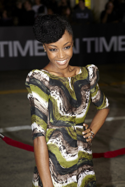 """In Time"" Premiere Yaya DaCosta10-20-2011 / Regency Village Theater / Westwood CA / Regency Pictures / Photo by Kevin Kozicki - Image 24126_0284"