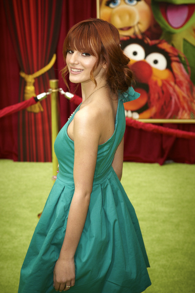 """The Muppets"" Premiere Bella Thorne11-12-2011 / El Capitan Theater / Hollywood CA / Walt Disney Pictures / Photo by Kevin Kozicki - Image 24138_0165"