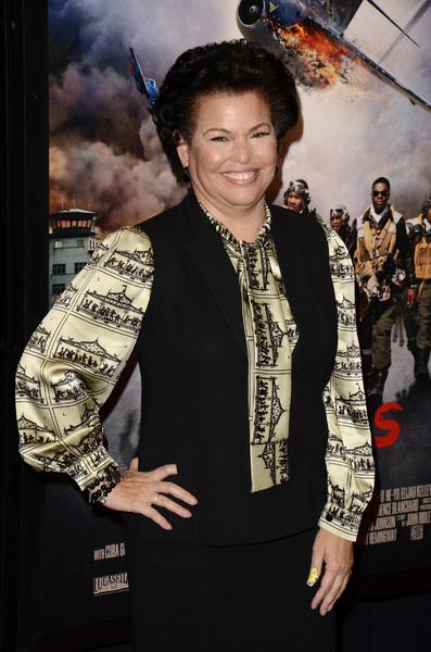 """Red Tails"" Premiere Debra Lee1-10-2012 / Ziegfeld Theater / New York NY / Twentieth Century Fox / Photo by Eric Reichbaum - Image 24144_0075"