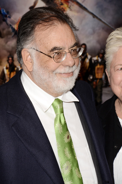 """Red Tails"" Premiere Francis Ford Coppola1-10-2012 / Ziegfeld Theater / New York NY / Twentieth Century Fox / Photo by Eric Reichbaum - Image 24144_0146"