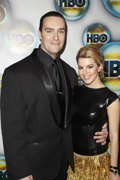 """HBO Post Golden Globe Party"" Alexander Nevsky, Oxana Sidorenko1-15-2012 / Circa 55 / Los Angeles CA / Photo by Kevin Kozicki - Image 24146_0231"