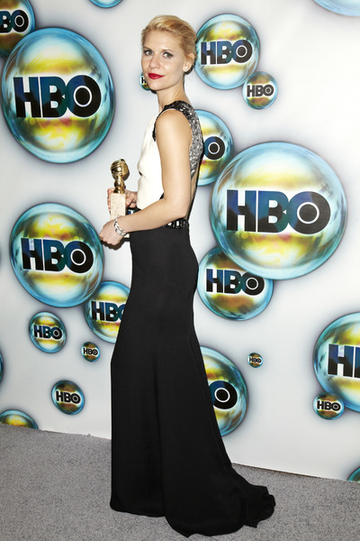 """""""HBO Post Golden Globe Party"""" Claire Danes1-15-2012 / Circa 55 / Los Angeles CA / Photo by Kevin Kozicki - Image 24146_0344"""