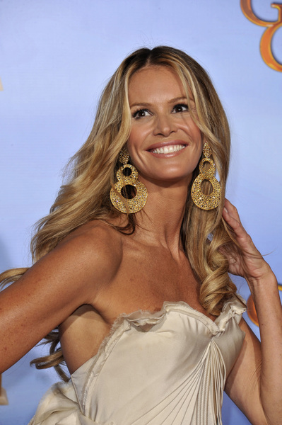 """The Golden Globe Awards - 69th Annual"" (Press Room) Elle MacPherson1-15-2012 © 2012 Jean Cummings - Image 24150_0029"