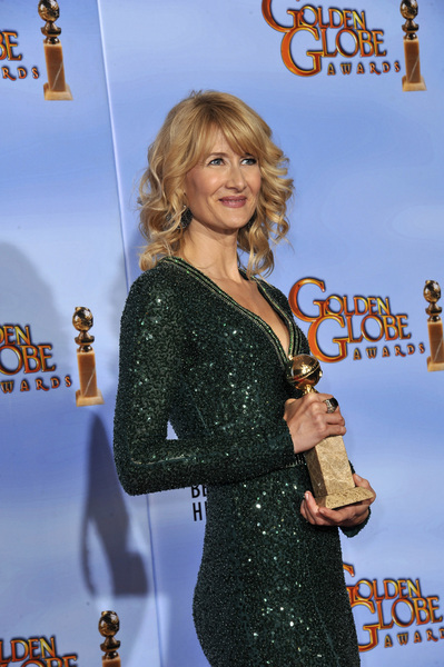 """The Golden Globe Awards - 69th Annual"" (Press Room) Laura Dern1-15-2012 © 2012 Jean Cummings - Image 24150_0082"