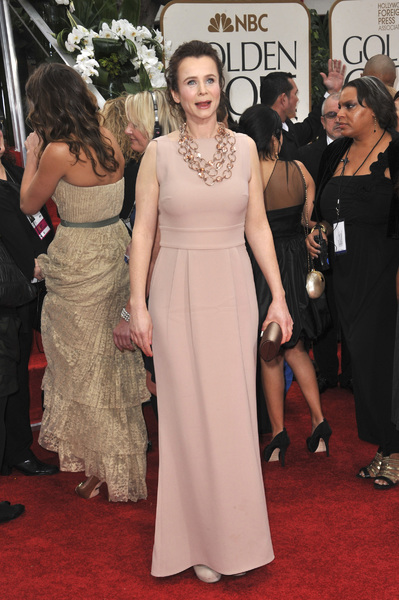 """The Golden Globe Awards - 69th Annual"" (Arrivals) Emily Watson1-15-2012 © 2012 Jean Cummings - Image 24150_0218"