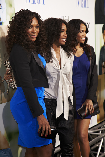 """Think Like a Man"" PremiereSerena Williams, Kelly Rowland, Michelle Williams2-9-2012 / Arclight Cinerama Dome / Screen Gems / Hollywood CA / Photo by Kevin Kozicki - Image 24170_0244"