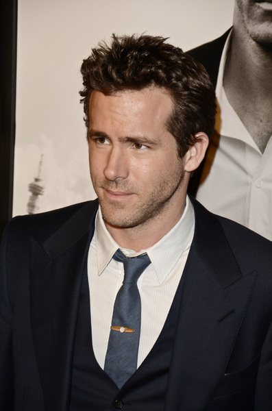 """""""Safe House"""" PremiereRyan Reynolds2-7-2012 / SVA Theater / Universal Pictures / New York NY / Photo by Eric Reichbaum - Image 24172_0254"""